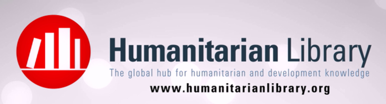 An introductory video, showcasing the Humanitarian Library.