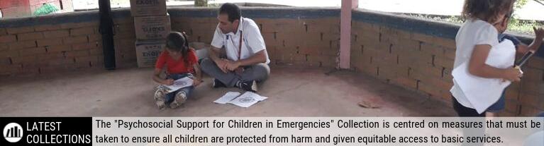 Psychosocial Support For Children in Emergencies