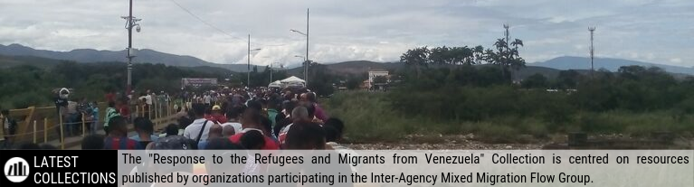Response to the Refugee and Migrants from Venezuela Collection