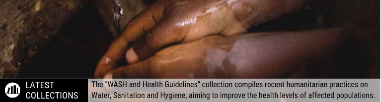 WASH and Health Guidelines collection