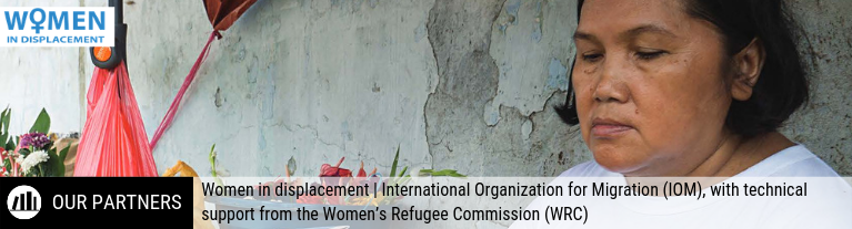 Women in displacement collection