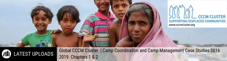 CCCM Case Studies 2016 - 2019: Chapter 1 & 2